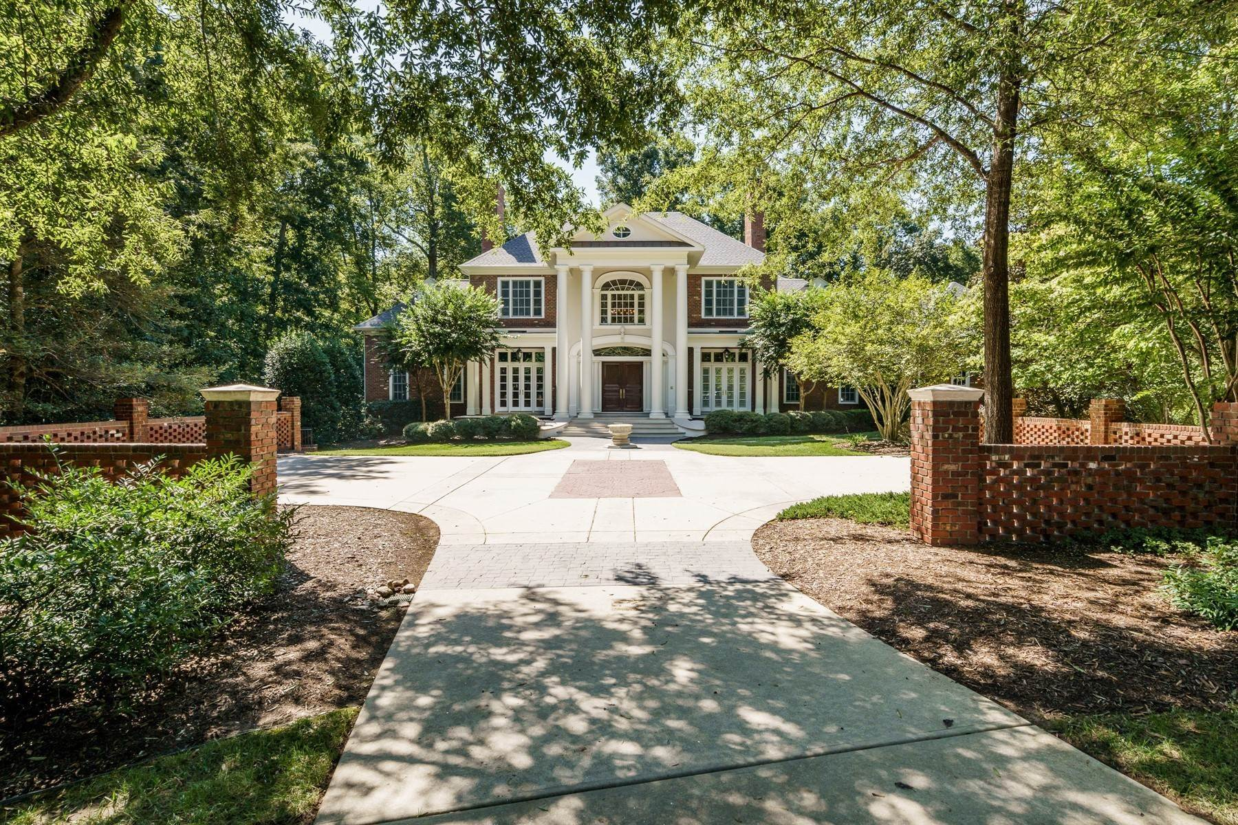 Single Family Homes for Sale at 1820 Oatlands Court Wake Forest, North Carolina 27587 United States
