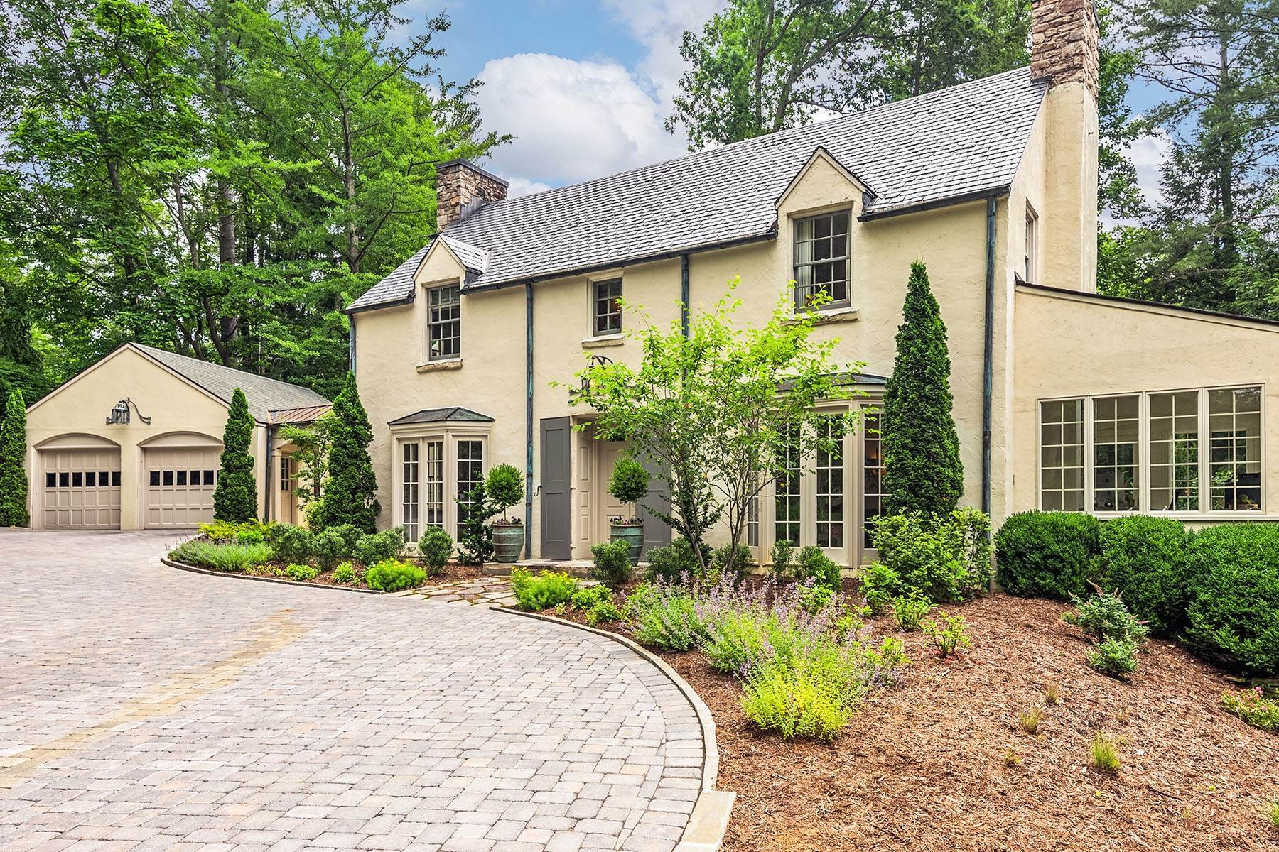 Single Family Homes for Sale at BILTMORE FOREST 10 Greenwood Asheville, North Carolina 28803 United States