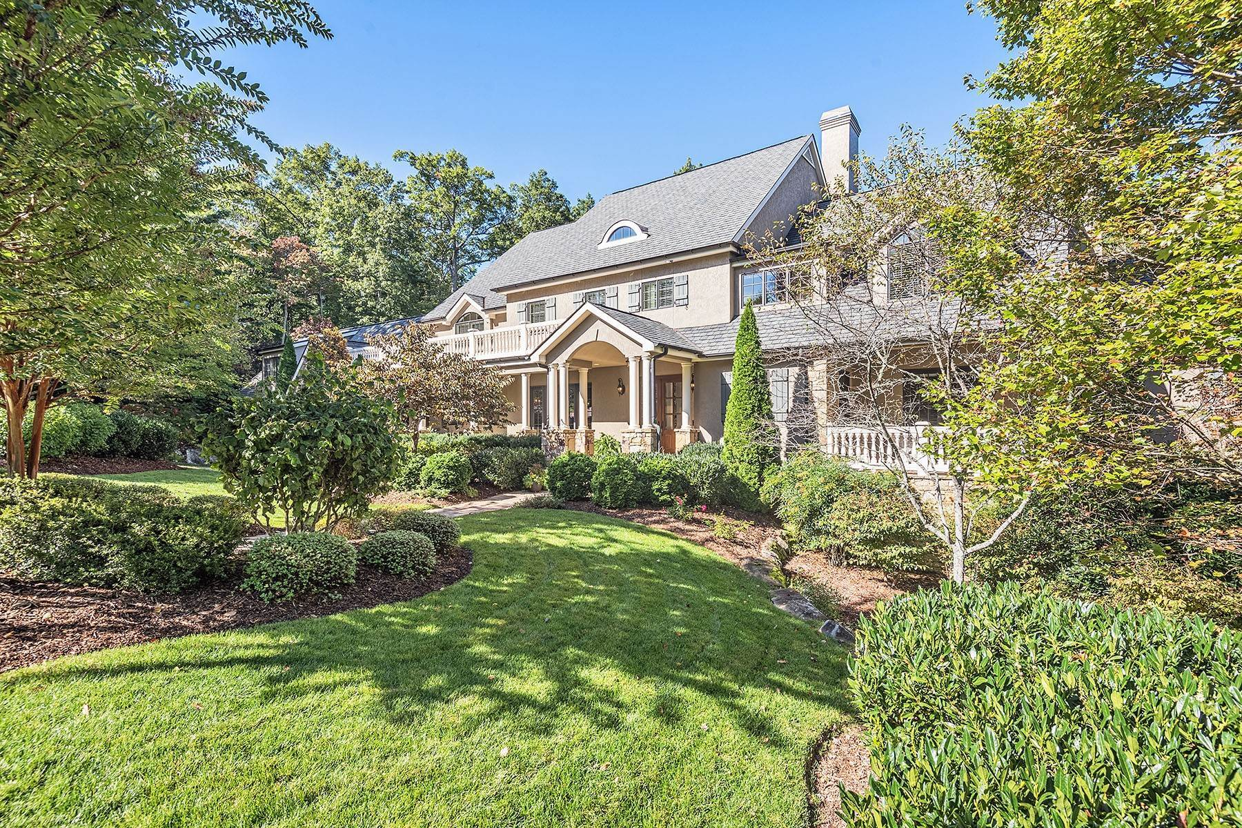 Single Family Homes for Sale at BILTMORE FOREST 54 Cedar Hill Asheville, North Carolina 28803 United States